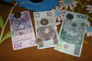 Monnaie polonaise le zlotie