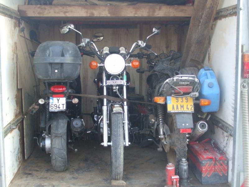 3 motos