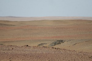 mandalgovi et le désert