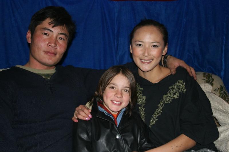 2 amis mongoles