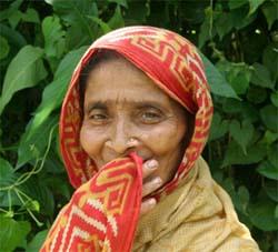 femme bangalie