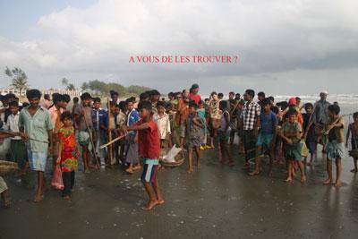 la solitude au bangladesh