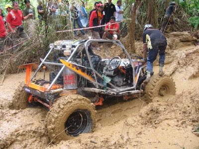4X4 boue malaisie
