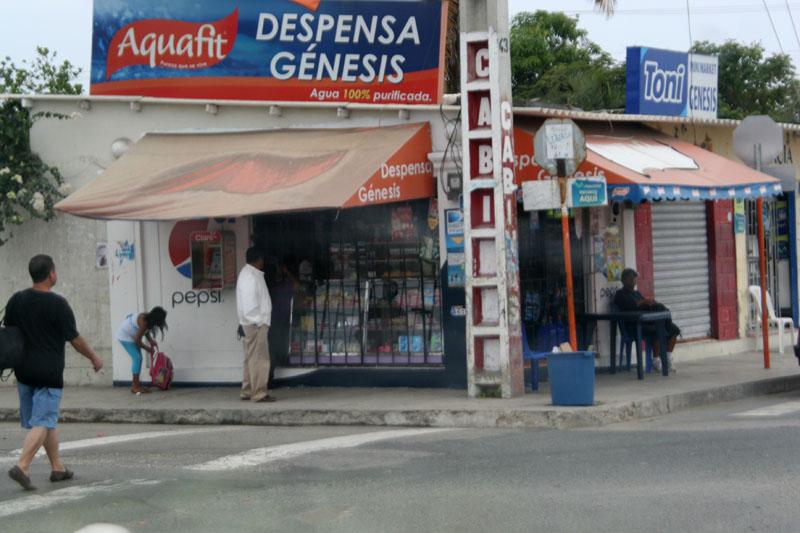 epicerie à Guayaquil