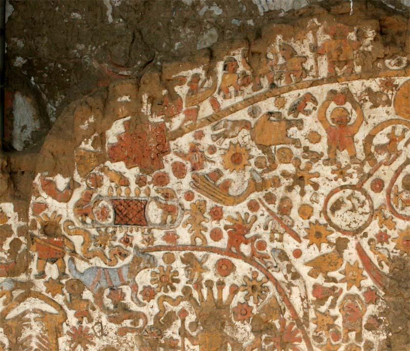 fresque moche
